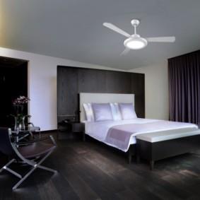 спальня в стиле хай тек обзор