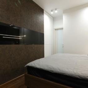 спальня в стиле минимализм идеи фото