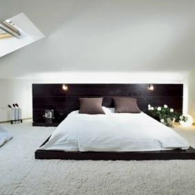 спальня в стиле минимализм идеи обзор