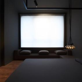 спальня в стиле минимализм идеи вариантов