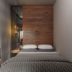 спальня в стиле минимализм оформление фото