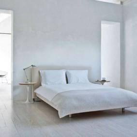 спальня в стиле минимализм оформление идеи
