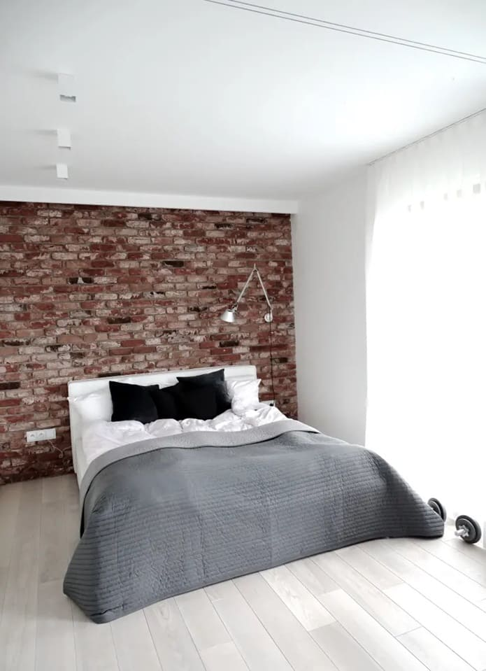спальня в стиле минимализм варианты декора
