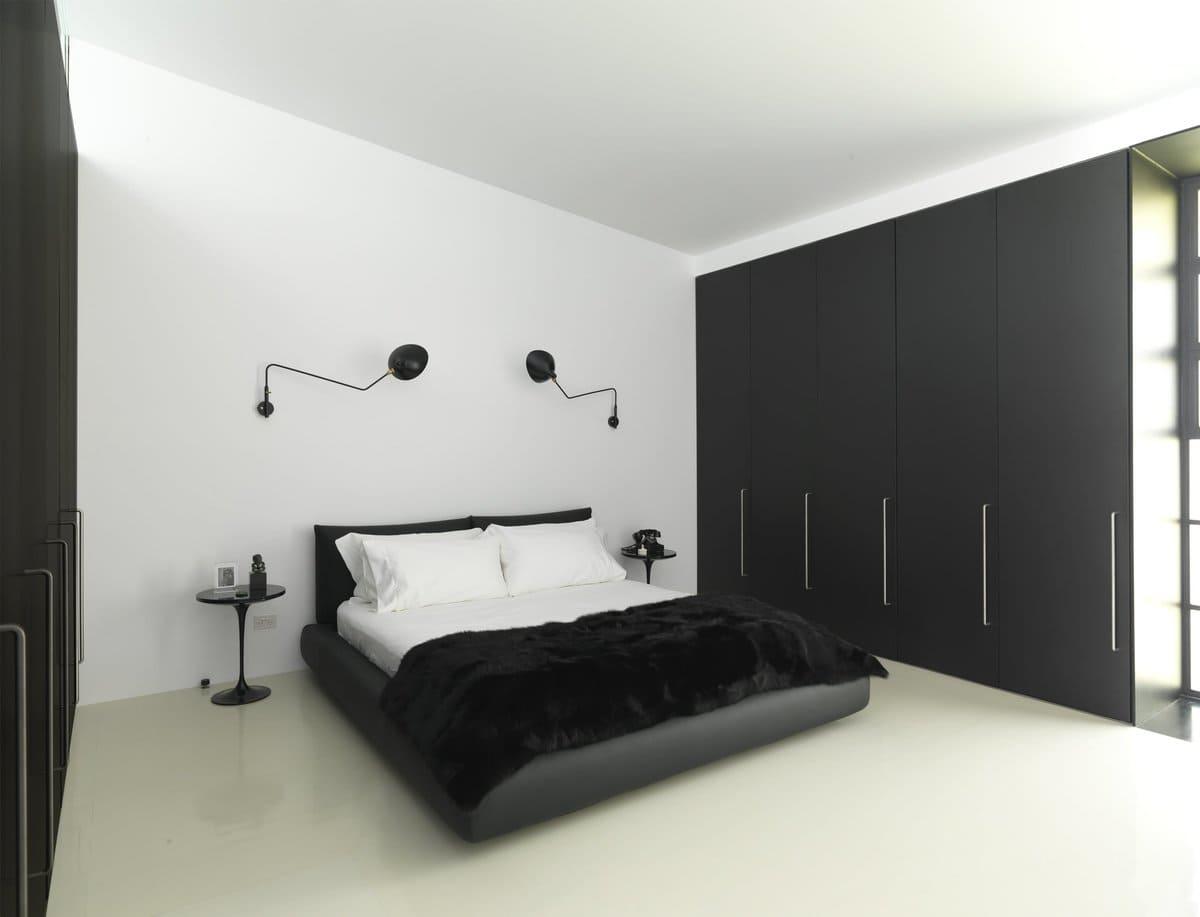 спальня в стиле минимализм варианты дизайна