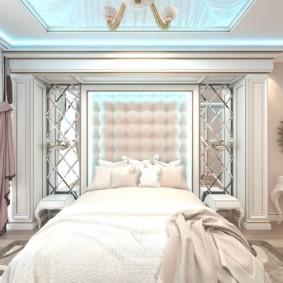 спальня в стиле модерн фото обзоры