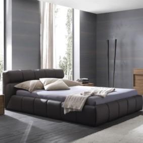 спальня в стиле модерн идеи декор