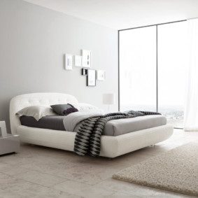 спальня в стиле модерн идеи обзор