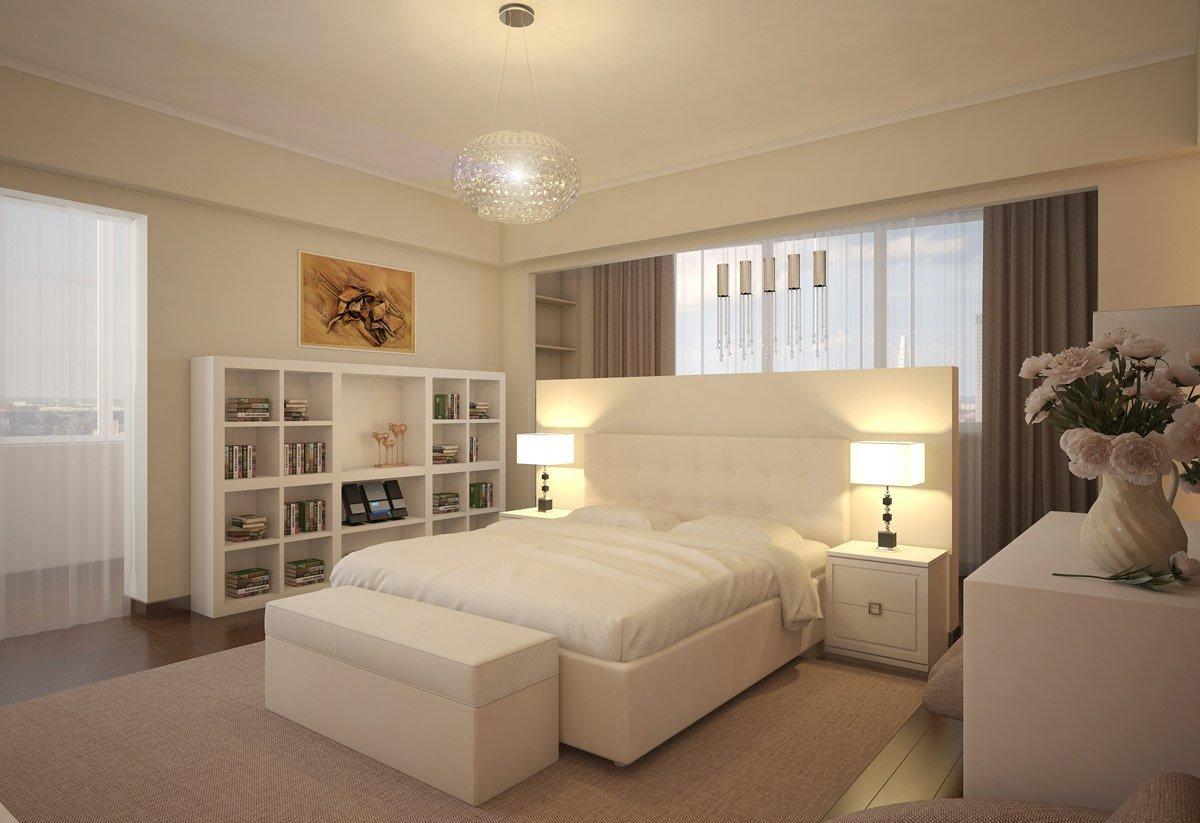 спальня в стиле модерн идеи обзоры