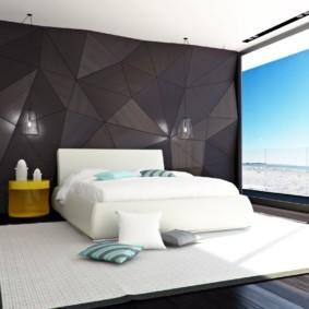 спальня в стиле модерн идеи вариантов