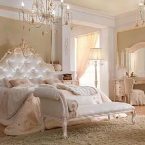 спальня в стиле модерн обзор