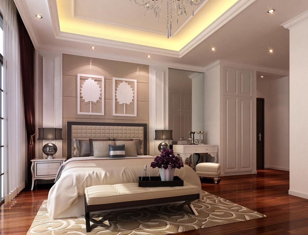 спальня в стиле неоклассика дизайн идеи