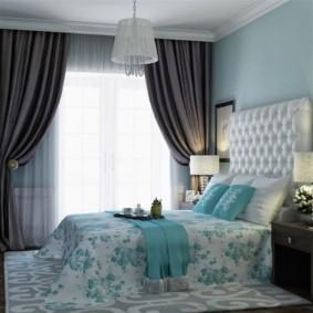 спальня в стиле неоклассика фото декора