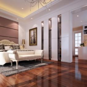 спальня в стиле неоклассика фото дизайна