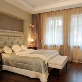 спальня в стиле неоклассика фото оформления