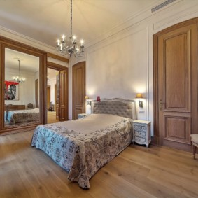спальня в стиле неоклассика фото вариантов