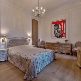спальня в стиле неоклассика фото варианты