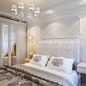 спальня в стиле неоклассика фото видов