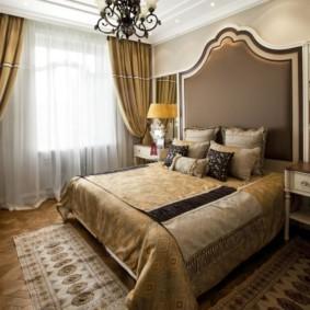 спальня в стиле неоклассика фото виды