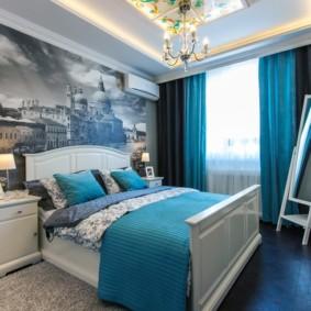 спальня в стиле неоклассика идеи декор