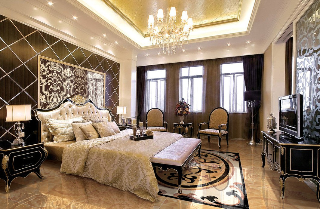 спальня в стиле неоклассика идеи фото