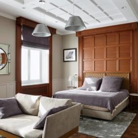 спальня в стиле неоклассика идеи интерьера