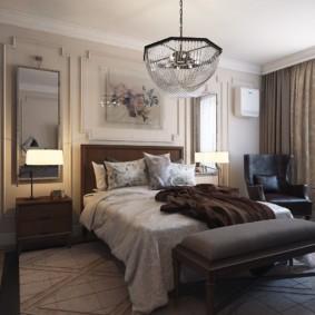 спальня в стиле неоклассика идеи вариантов