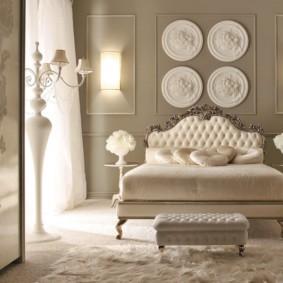 спальня в стиле неоклассика интерьер идеи