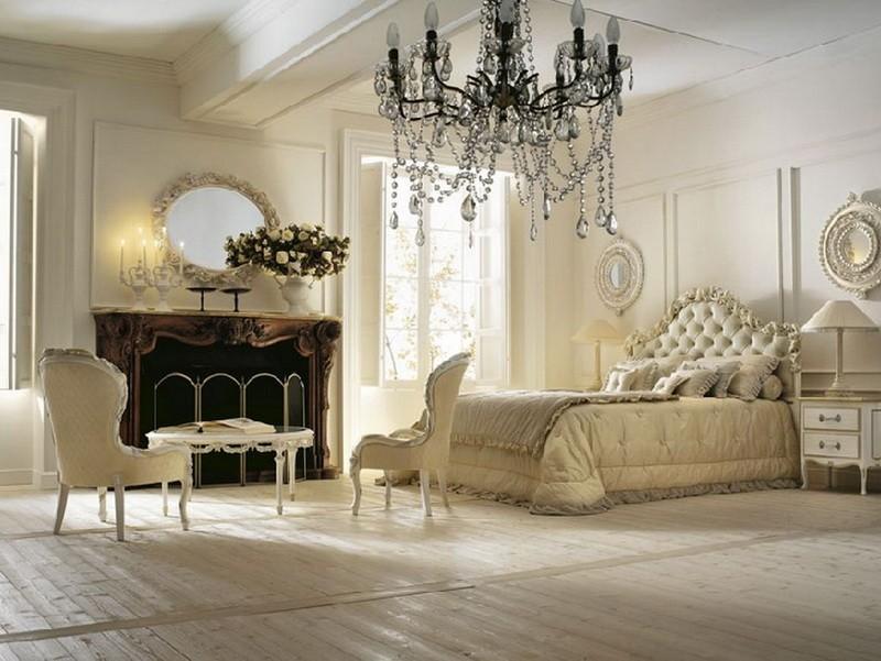 спальня в стиле неоклассика виды декора