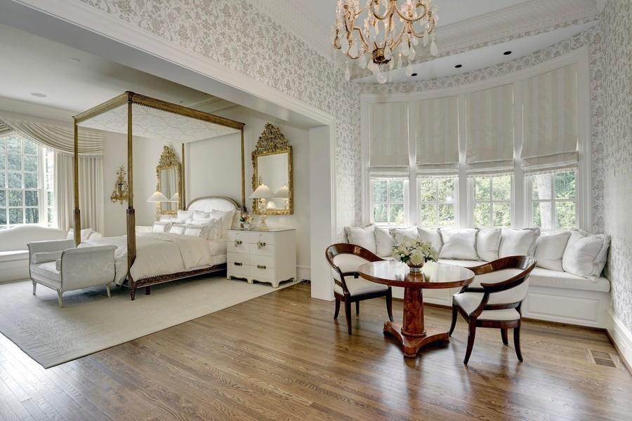 спальня в стиле неоклассика виды дизайна