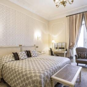 спальня в стиле неоклассика виды фото