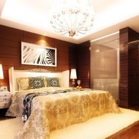 спальня в стиле неоклассика виды интерьера