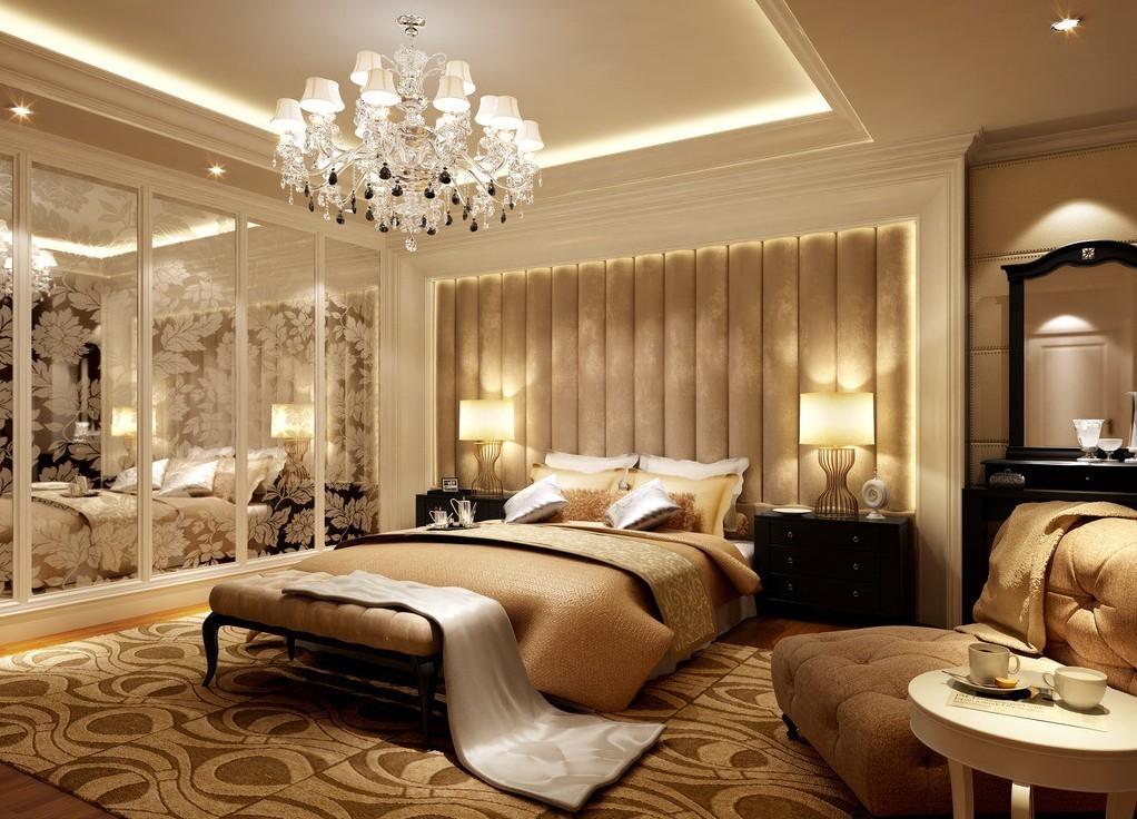 спальня в стиле неоклассика виды оформления