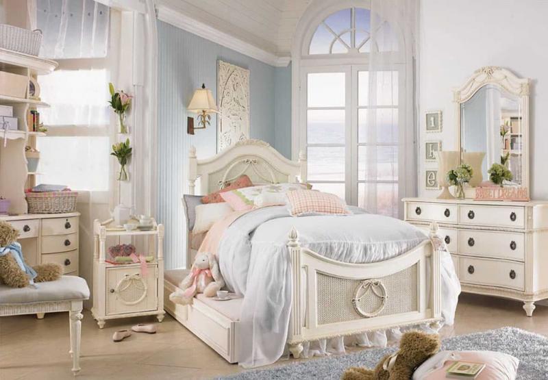 спальня в стиле прованс дизайн идеи