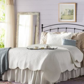 спальня в стиле прованс фото идеи