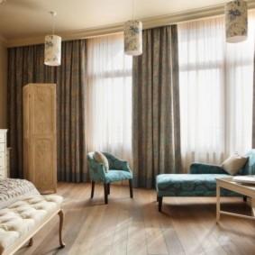спальня в стиле прованс фото варианты