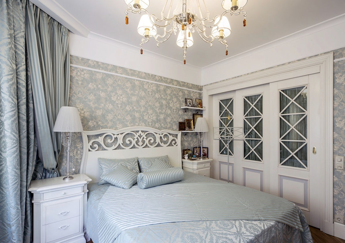 спальня в стиле прованс фото видов