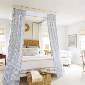 спальня в стиле прованс идеи декор