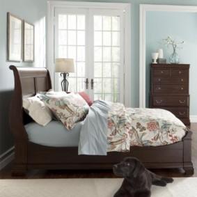 спальня в стиле прованс идеи декора