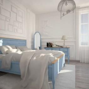 спальня в стиле прованс идеи дизайн