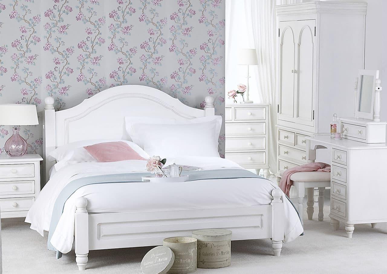 спальня в стиле прованс идеи дизайна