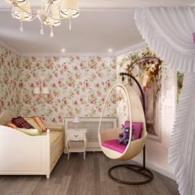 спальня в стиле прованс идеи интерьер