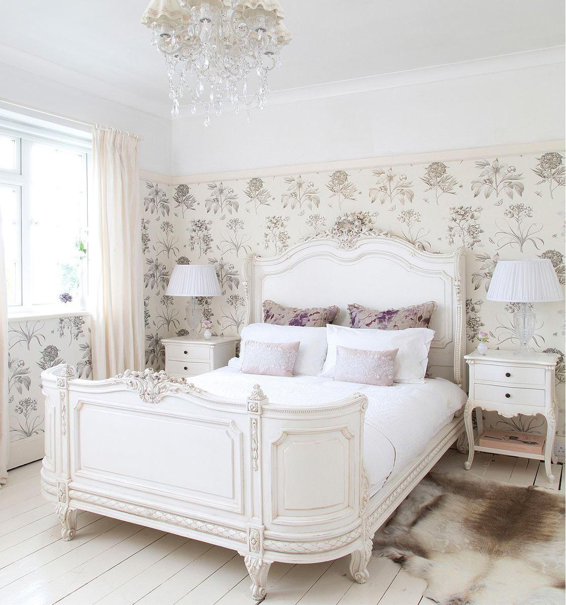 спальня в стиле прованс идеи обзор