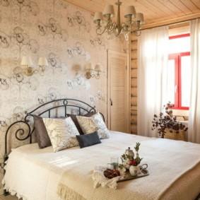 спальня в стиле прованс идеи оформления