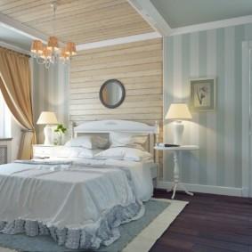 спальня в стиле прованс идеи вариантов