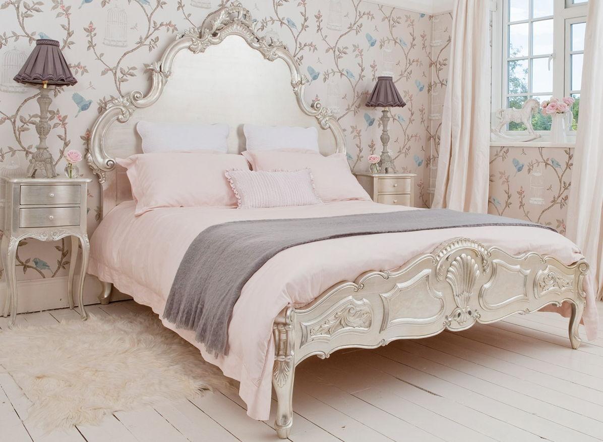спальня в стиле прованс идеи виды