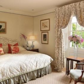 спальня в стиле прованс обзор