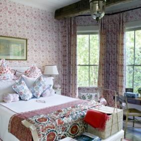 спальня в стиле прованс обзор фото