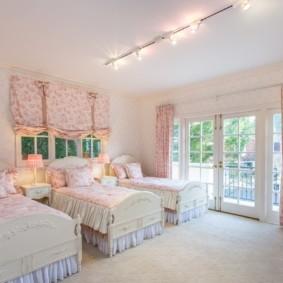 спальня в стиле прованс оформление фото