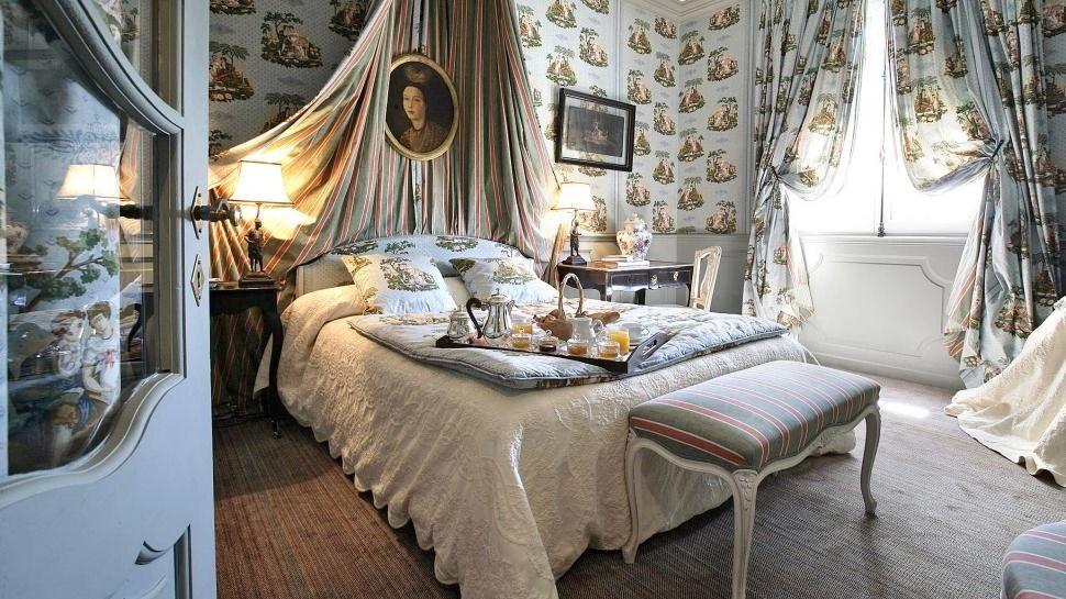 спальня в стиле прованс варианты дизайна