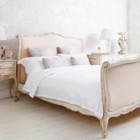 спальня в стиле прованс варианты фото